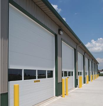 Industrial Grade Heavy Duty Garage Door Repair Installation Services