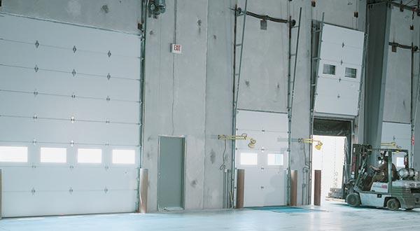 Medium Duty Sectional Door