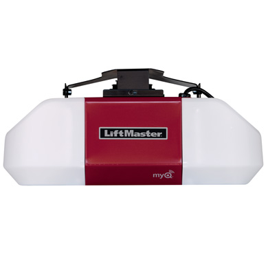 Liftmaster 8587 Garage Door Opener 3 4 Hp Chain Drive Model