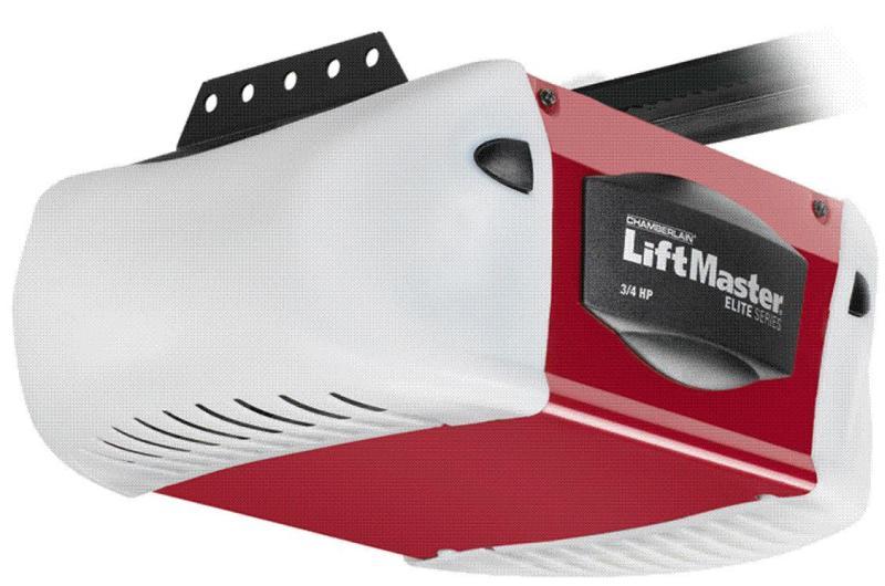 Liftmaster Garage Door Opener High Performance With 1 2