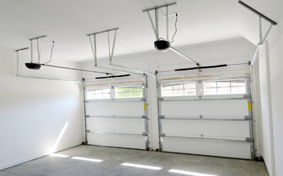 Electric Garage Door Openers vs. Manual Garage Door Openers
